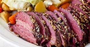 Corned Beef Brisket Deposit $20
